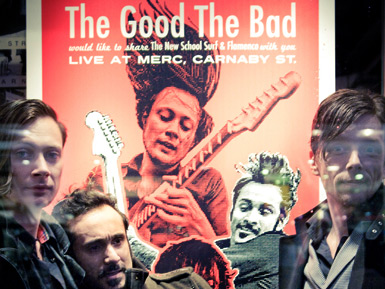 The Good The Bad play Carnaby Street